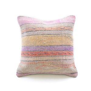 Handmade Vintage Turkish Throw Pillow Cover
